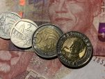 Rand hits 2-month low after Moody's comments on Eskom