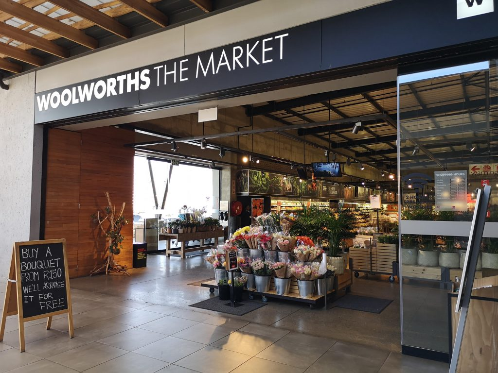 Woolworths records first H1 profit rise in five years