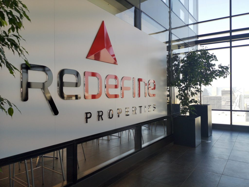 Is Redefine's Reit status under threat?