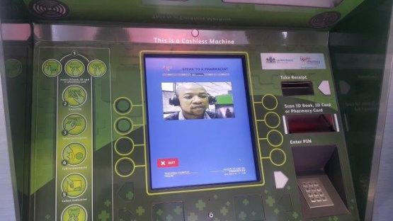 Africa's first ATM pharmacy launched
