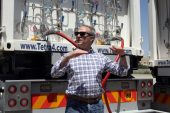 Renergen boor  nóg gas naby Virginia raak