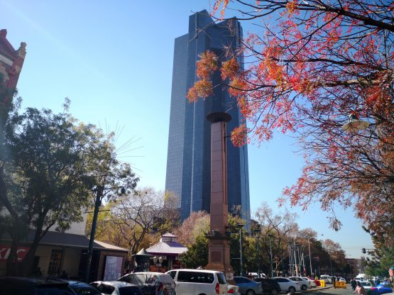 The South African Reserve Bank in Pretoria. Picture: Moneyweb