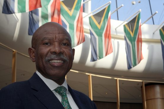 Lesetja Kganyago, governor of the South African Reserve Bank. Image: Moneyweb