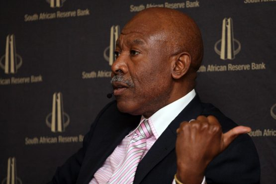 Reserve Bank governor Lesetja Kganyago. The Sarb's MPC is due to announce its interest rate decision on Thursday. Picture: Moneyweb