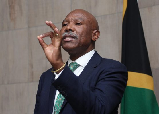South African Reserve Bank (Sarb) governor, Lesetja Kganyago. Image: Moneyweb