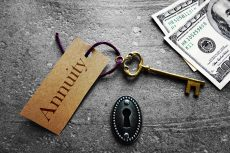 How can I access part of my annuity?