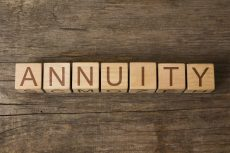 What should I consider when purchasing an annuity?