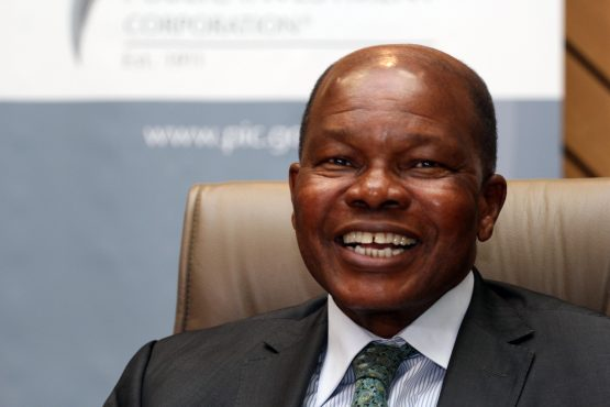 Reuel Khoza, the newly-elected chair of the PIC board. Picture: Moneyweb