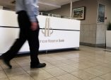 Charts showing Sarb data that led to cut