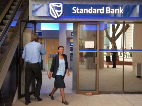 In many ways, Standard Bank and Absa are behind the curve. Picture: Bloomberg