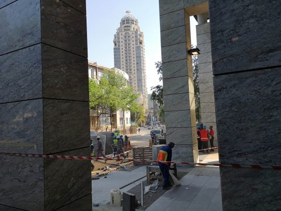 Sandton will soon be the home to Africa's tallest building, The Leonardo, set for completion in November. Image: Moneyweb