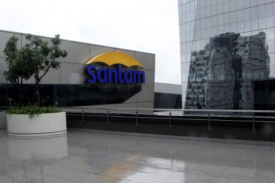 Santam comes in with strong results, deliverin a 47% increase in headline earnings per share 45% increase in earnings per share, respectively. Picture: Moneyweb