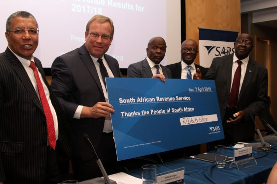 Sars collects billions. Picture: Moneyweb