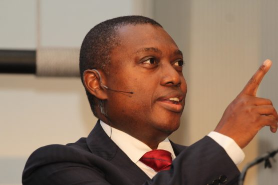 Standard Bank CEO Sim Tshabalala. Picture: Moneyweb