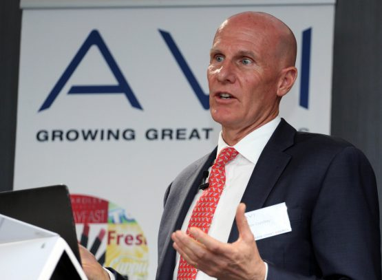 AVI CEO Simon Crutchley is focused on controlling costs. Image: Moneyweb