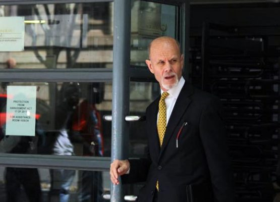 Nash denies all wrongdoing and remains defiant. Image: Moneyweb