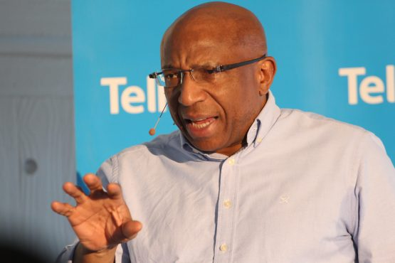 Ready to spin out companies – Telkom CEO Sipho Maseko. Image: Moneyweb