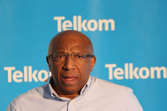 Telkom CEO Sipho Maseko. Image: Moneyweb