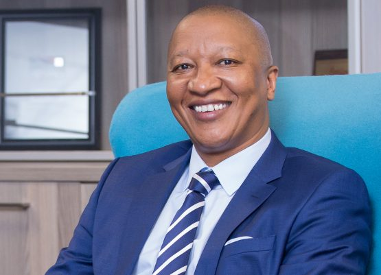 Sisa Ngebulana, founder and CEO of Rebosis Property Fund. Image: Supplied