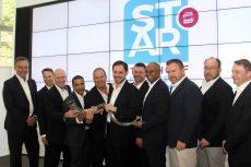 Steinhoff Africa retail noteer te midde van groot belangstelling op die JSE: