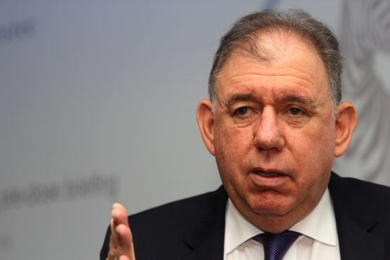 Outgoing Investec CEO, Stephen Koseff. Picture: Moneyweb