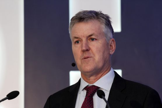 EOH CEO, Stephan van Coller, is said to have met Microsoft SA to discuss developments regarding the termination of agreements. Picture: Supplied