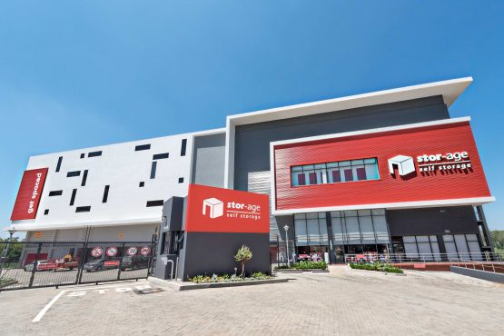 The group currently has a self-storage investment property portfolio valued at more than R7.5bn. Image: Supplied.