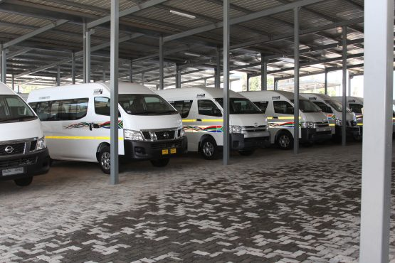 Ageing minibus taxis are in need of an upgrade, giving Transaction Capital the opportunity to expand its SA Taxi division. Picture: Moneyweb