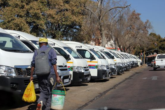 The group has just 12% of the SA minibus taxi market, so there is plenty headroom for expansion. Picture: Moneyweb