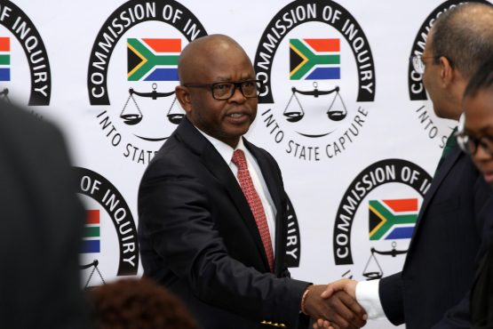 Themba Maseko refused to assist the Guptas and was fired from his position as CEO of the Government Communication and Information System by Zuma in 2011. Picture: Moneyweb.