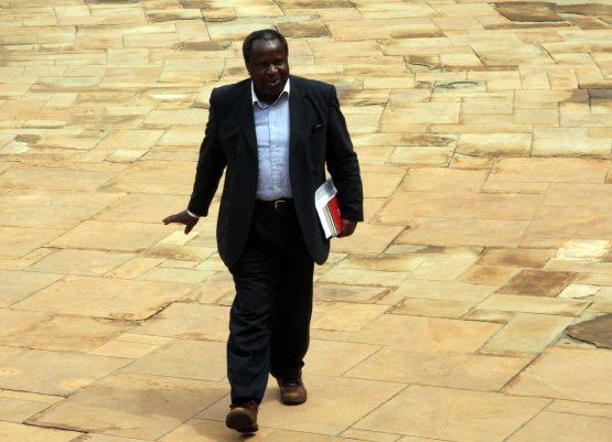 Finance Minister Tito Mboweni. Image: Moneyweb