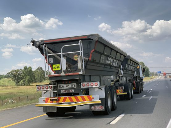 The Road Freight Association estimates that over the past year, close to 1 400 trucks across the country have either been burnt, damaged or destroyed. Picture: Moneyweb