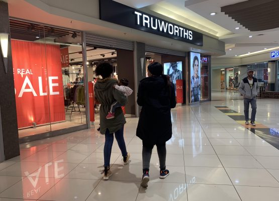 The fashion retailer notes that consumer spending remains subdued. Image: Moneyweb