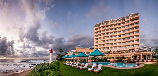 The Beverly Hills Hotel in Umhlanga near Durban, which is the first and oldest hotel in the Tsogo Sun Hotels group. Image: Supplied