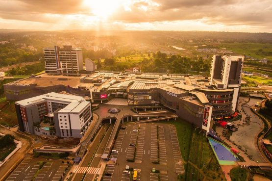 The Two Rivers development precinct in Nairobi is being led by Centum Investment Company, which has received over R1bn in financial backing from SA's Nedbank. Picture: Supplied