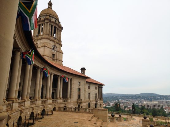 The landmark Union Buildings in City of Tshwane, which is facing a municipal cash crunch. Image: Moneyweb