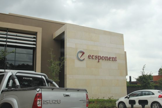 Embattled Ecsponent's Pretoria-based offices. Image: Moneyweb