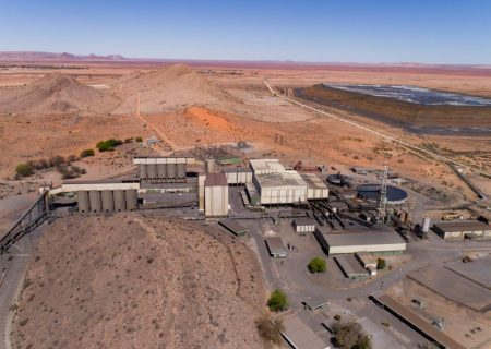 Vedanta reopens Gamsberg zinc mine in South Africa
