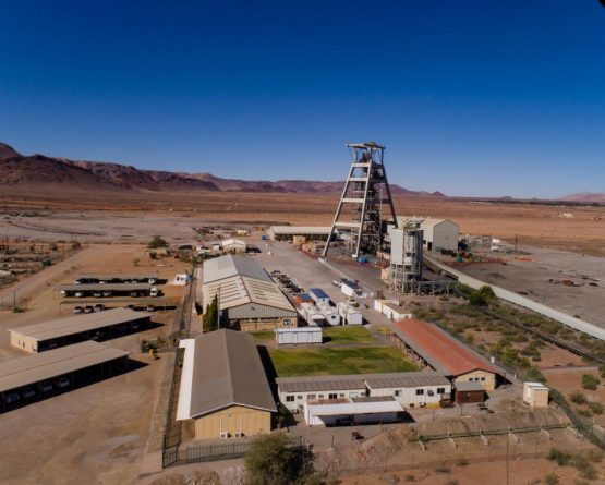 Vedanta Zinc International's Gamsberg Project in the Northern Cape. Image: Supplied