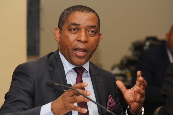 Outgoing SAA CEO Vuyani Jarana resigned from the carrier on Sunday. Picture: Moneyweb
