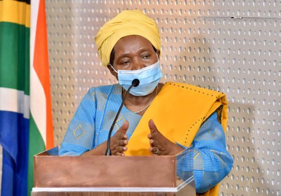 Nkosazana Dlamini-Zuma says the 'loosening' of some trade restrictions is part of a phased approach to lifting the lockdown. Image: Supplied