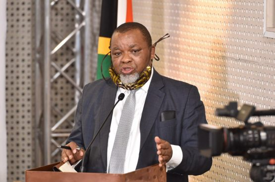 Gwede Mantashe denies wrongdoing in powership controversy. Image: GCIS