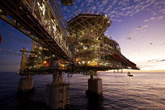 The Wheatstone Gas And Oil Project in Western Australia is another of Clough's projects. Image: Supplied