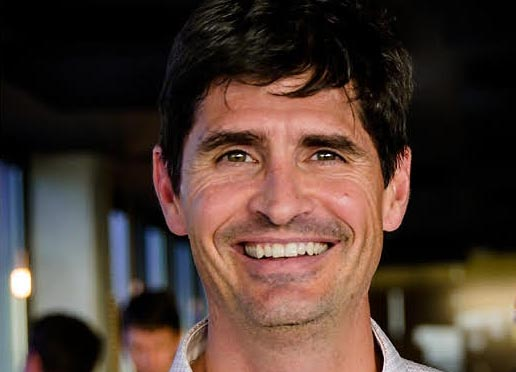 OUTsurance founding member Willem Roos, now CEO of mobile disruptor Rain. Picture: Supplied