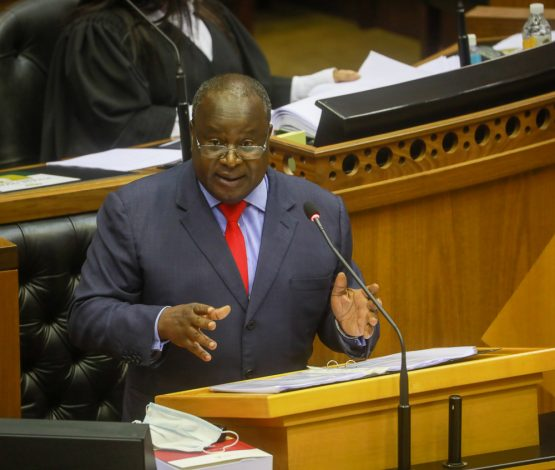 Minister of Finance Tito Mboweni. Image: Supplied
