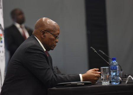 Zuma again draws on his constitutional rights to avoid justice