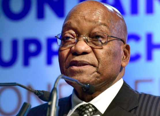 President Jacob Zuma. A new study highlights high levels of distrust and dissatisfaction with government. Picture: GCIS