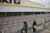 Retail stores emptier than expected after bans lifted