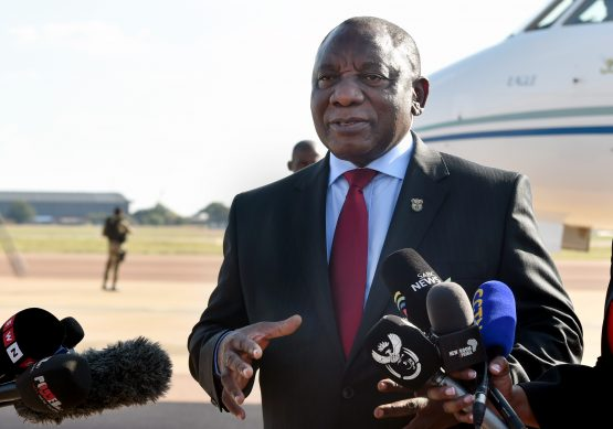 Covid-19: Ramaphosa reassures SA 'This will pass and we will recover'