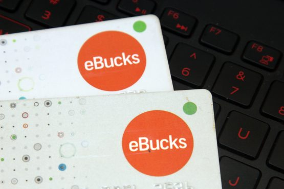 FNB has come up with a way for customers to pay for purchases using eBucks without having the carry the eBucks card. Image: Moneyweb